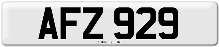 AFZ929