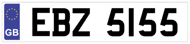 EXPENSIVE NUMBER PLATES