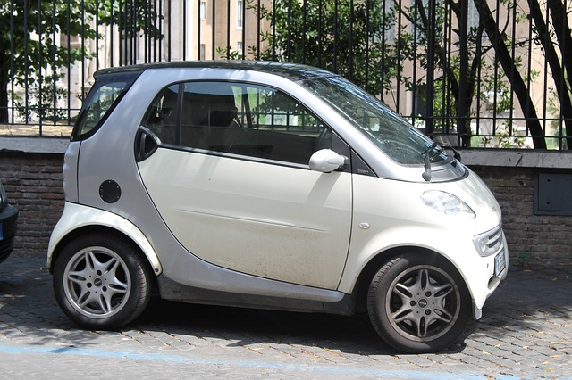 Smart Car - 7 Fascinating Facts About Cars