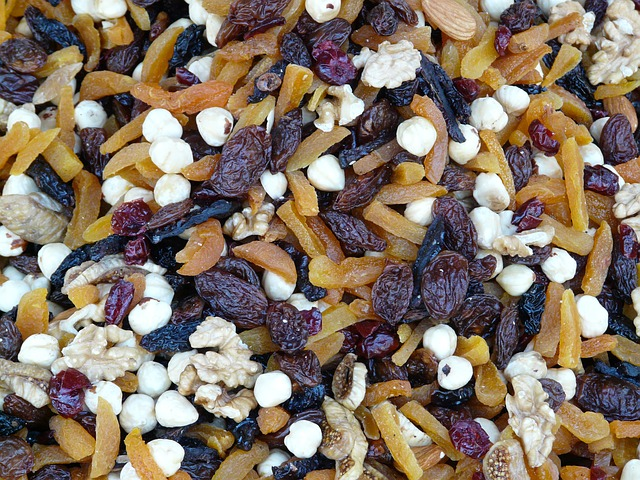 Try Trail Mix