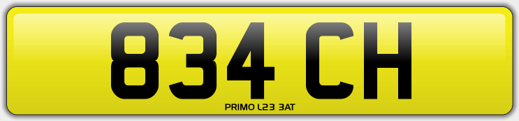 beach private reg plates