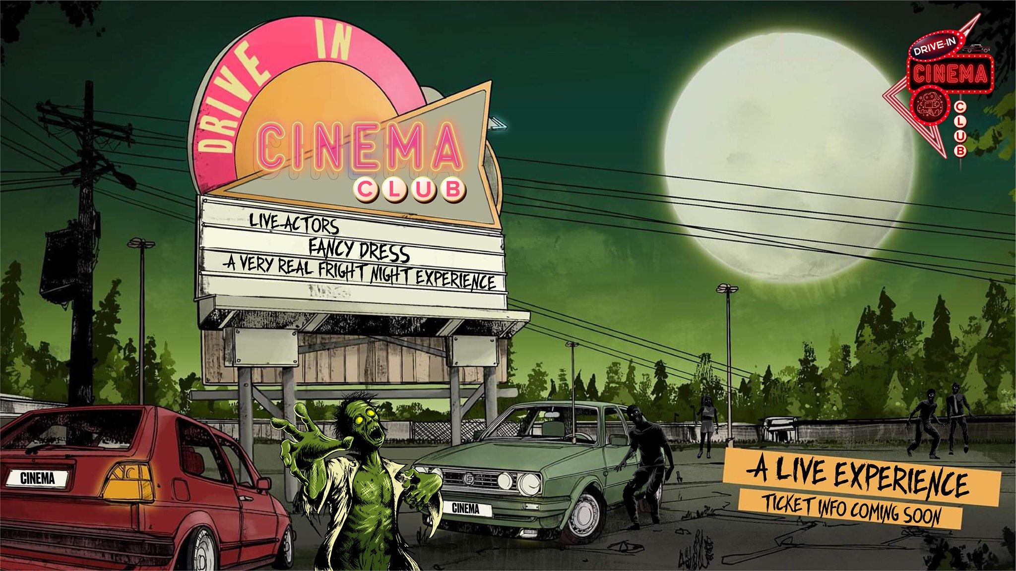Drive-in Cinema in Guildford